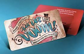 va va voom business cards inspiration cardfaves