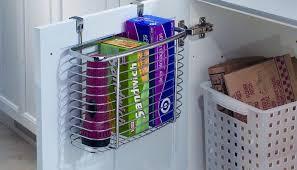 Kitchen Cabinet Door Organizer Homemade Kitchen Cabinet Door Ideas Exitallergy Com
