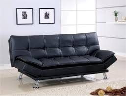 best black leather futon couch 57 with additional office sofa