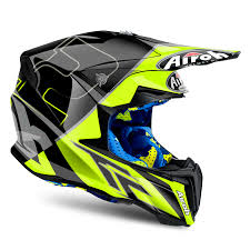 motocross helmet airoh twist motocross helmet cairoli mantova motorcycle helmets