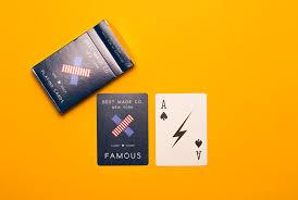 best cards 12 best designed cards gear patrol