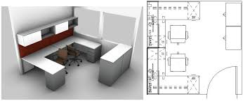 Home Office Design Layout Small Spaces Design The Perfect Small Office Layout For Two
