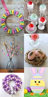 Easy Handmade Easter Decorations by 32 Diy Easter Decorations The Gracious Wife