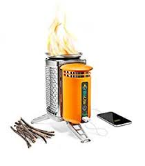 Flat Packed Portable Fire Pit From Boutique Camping Uk - biolite wood burning campstove first generation amazon co uk