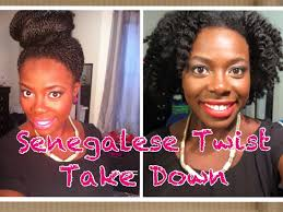 do segenalse twist damage hair 274 how to take down senegalese twists youtube