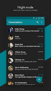 sms apps for android featured top 10 best sms apps for android androidheadlines