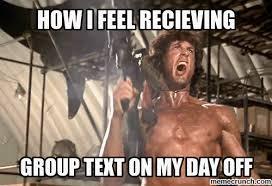 Group Text Meme - text meme