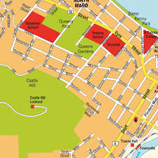 Queens College Map Map Townsville Queensland Australia Maps And Directions At Map