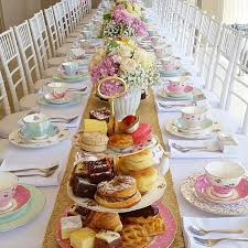 High Tea Party Decorating Ideas Tea Party Bridal Baby Shower Inspiration If You U0027re Planning A