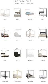 copycatchic luxe living for less all of our favorite canopy beds on a budget want a canopy bed for less