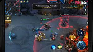 unpack apk strike of best moba 5 against 5 on android