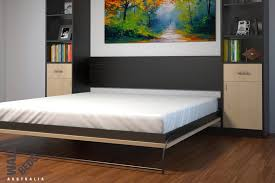 Bed Steel Frame Alpha Bed Steel Frame Integrated Foldout Bed System By Wallbeds