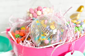 Ice Cream Gift Basket Easter Sundae Ice Cream Easter Basket Hey Let U0027s Make Stuff