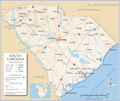 map us south south carolina on usa map ambitious and combative maps of south