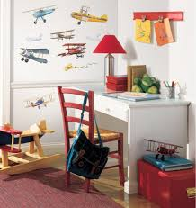 amazon com roommates rmk1197scs vintage planes peel stick wall high flying vintage planes view larger