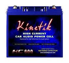 kinetik hc600 series 600 watt 12 volt high current