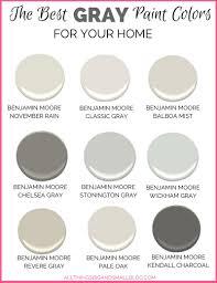 best dark gray paint colors ideas benjamin moore edgecomb gray