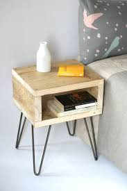 Best  Handmade Bedside Tables Ideas On Pinterest King Size - Small table design