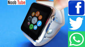 iwatch apk apple i clone a1 smartwatch android iphone