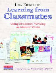 classmates book talking about unlikely mentors with eickholdt two writing