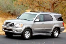 2002 toyota cars 2002 toyota sequoia overview cars com