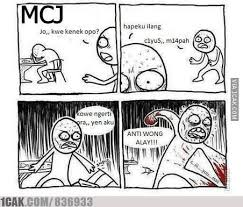 meme comic jawa 1cak for fun only