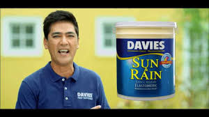 davies sun u0026 rain elastomeric paint 30s youtube