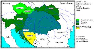 bohemia map whkmla historical atlas republic page