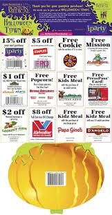 23 best fwb40 coupon book fundraiser images on pinterest