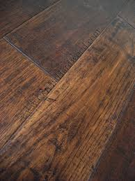 Distressed Engineered Wood Flooring Oasis Flooring Hickory Distressed Express Collection D5