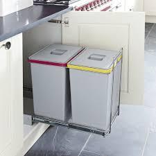 Kitchen Recycling Bins For Cabinets Internal Bins Under Counter Bins The Bin Company Uk