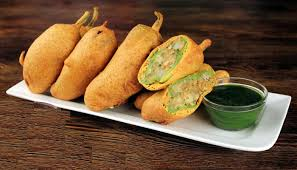 cuisine rajasthan recipe rajasthani mirchi vada