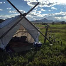 wall tents yellowstone camping u0026 lodging
