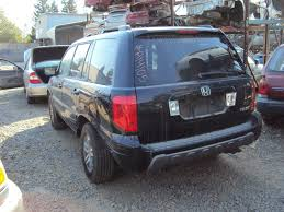 2005 honda pilot colors 2005 honda pilot ex l model 3 5l v6 at 4wd color black a14105