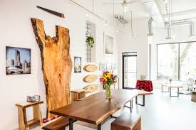 live edge table chicago live edge chicago joins rndd river north design district