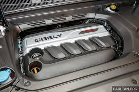 mitsubishi gdi turbo driven geely boyue u2013 first impressions review of what will be