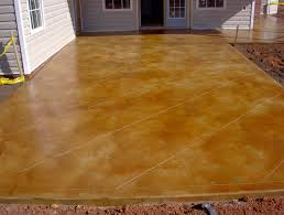 Paint Concrete Floor Ideas by Acid Stained Concrete Floors Pictures