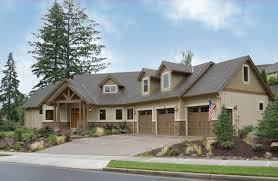 architecture cream wooden ranch home designs with pointed roof