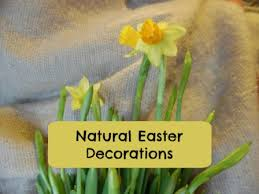 Natural Easter Decorations by Pure Cottongrass Natural Easter Decorations Pure Cottongrass
