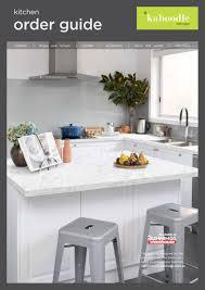 black cabinet door handles bunnings kaboodle kitchen order guide australia by diy resolutions