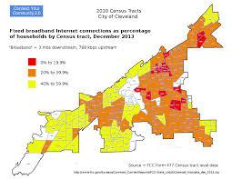 Census Tract Maps Where U0027s The Fcc U0027s 2014 Neighborhood Broadband Data National