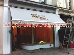 Shop Awnings Signs And Canopies Essex Shop Signs U0026 Canopies Shop Sign Canopies