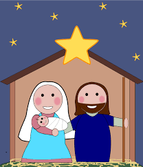 religious christmas clipart free holiday graphics