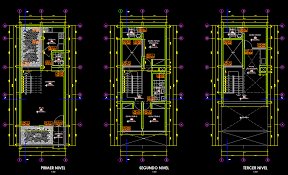 single family home 2d dwg plan for autocad u2022 designscad