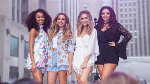 little mix show little mix brings magic to today s summer concert series today com