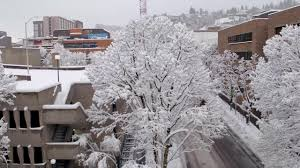 Worst Snowstorms In History Biggest Snowstorm In Years Blankets Psu Campus Psu Snow Day 1 11