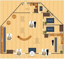 bridal boutique floor plan interior design google search