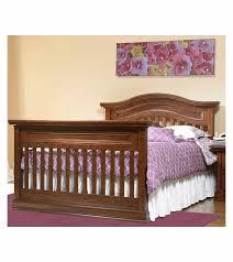 Full Size Bed Rails Bonavita Sheffield Full Size Bed Rail In Dark Walnut