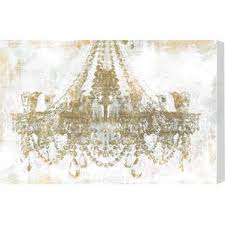 Chandelier That Turns Your Room Into A Forest Wall Art Joss U0026 Main