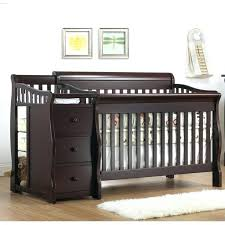4 In 1 Crib With Changing Table Sorelle 4 In 1 Convertible Crib Sorelle Tuscany Full Size Rails